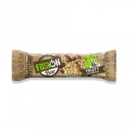 NUTRISPORT FUSION BAR 30G : FRUITY
