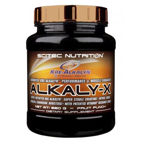 SCITEC NUTRITION ALKALY-X KRE-ALKALYN 660G