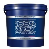 SCITEC NUTRITION 100% WHEY PROTEIN 5KG CAD: 09/2017