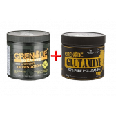 PACK CALIBRE 30 SERV LIMON + ESSENTIAL GLUTAMINE 250G.
