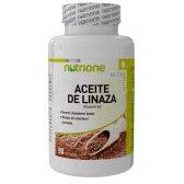 NUTRYTEC NUTRIONE ACEITE DE LINAZA 1000 MG 90 PERLAS