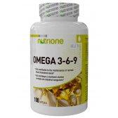 NUTRYTEC NUTRIONE OMEGA 3-6-9 1000 MG 100 PERLAS