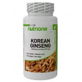 NUTRYTEC NUTRIONE GINSENG KOREANO 500 MG 120 TABS