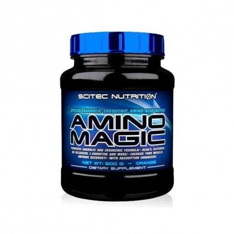 SCITEC NUTRITION AMINO MAGIC 500G