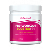 BODY ATTACK PRE-WORKOUT BOOSTER FEM 375G LEMON