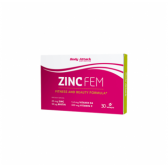 BODY ATTACK ZINC FEM 30 CAPS