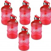 PACK AHORRO 6 X GOT7 WATER BOTTLE XL1,9 L