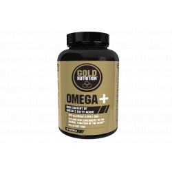 GOLD NUTRITION OMEGA+ 90 SGEL