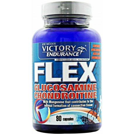 VICTORY FLEX GLUCOSAMINE CHRONDROITINE 90 CAP