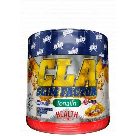 BIG CLA SLIM FACTOR 120 CAPS