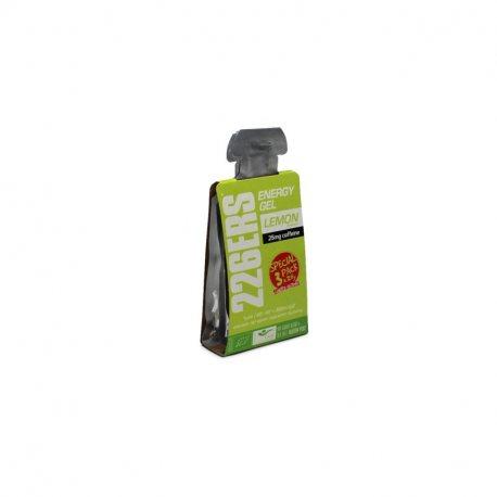 226ERS PACKX3 ENERGY GEL BIO 25G LEMON CAFFEINE