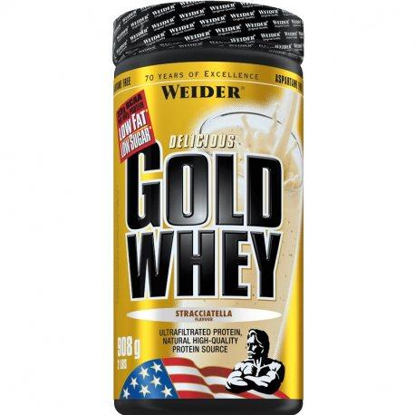 WEIDER GOLD WHEY 908 G.