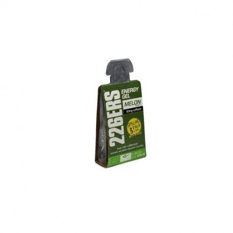 226ERS PACKX3 ENERGY GEL BIO 25G MELON 50MG CAFFEINE