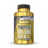 XTREM GOLD THERMO XPLODE 120 CAPS.