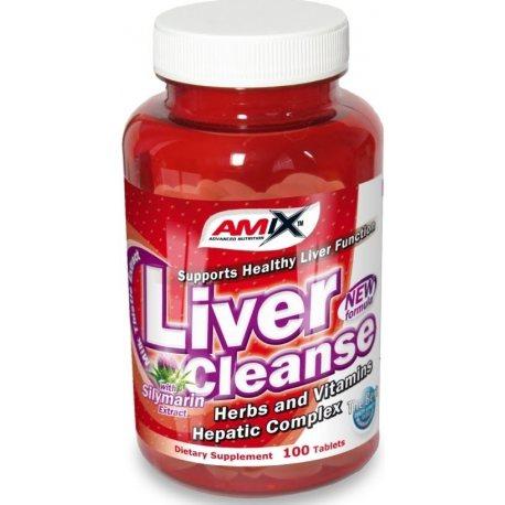 AMIX LIVER CLEANSE 100 CAPS