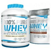 PACK BIOTECH USA 100% PURE WHEY 2270 G + BIOTECH USA 100% PURE WHEY 454 G