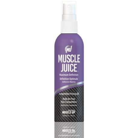 PRO TAN MUSCLE JUICE - 120 ML