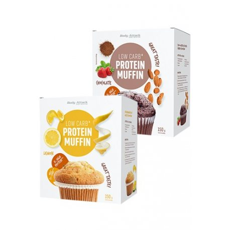 BODY ATTACK PROTEIN LOW CARB MUFFIN 150G