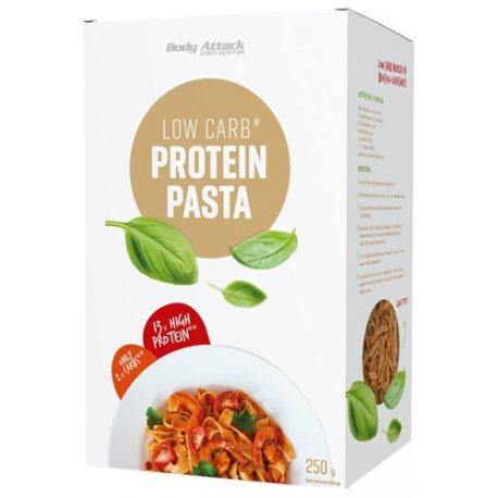 BODY ATTACK PROTEIN LOW CARB PASTA 250G