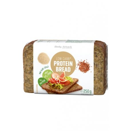 BODY ATTACK PROTEIN BREAD 250 G
