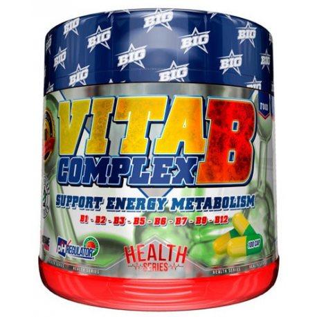 BIG VITA B-COMPLEX 100 CAPS