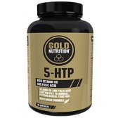 GOLDNUTRITION 5HTP GN CLINICAL 60 CAPS.
