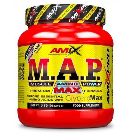 AMIX PRO M.A.P CON GLYCEROMAX
