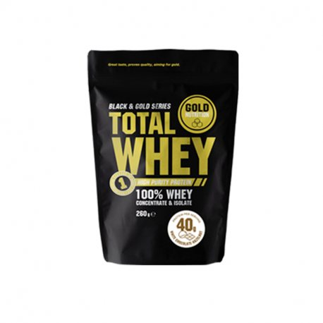 GOLDNUTRITION TOTAL WHEY 260 G.