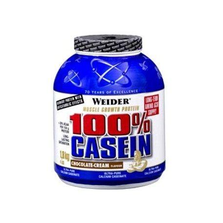 weider-casein-100-1-8kg-liberacion-lenta PROTEÍNA DE SUERO, MÁS ALLÁ DE LA CONSTRUCCIÓN MUSCULAR