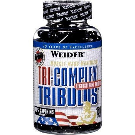 WEIDER TRI-COMPLEX TRIBULUS 150CAPS