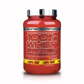 SCITEC NUTRITION 100 WHEY PROTEIN PROFESSIONAL 920G - 190 GR GRATIS