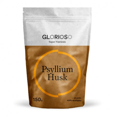 GLORIOSO SUPER NUTRIENTS PSYLLIUN HUSK 150 GR