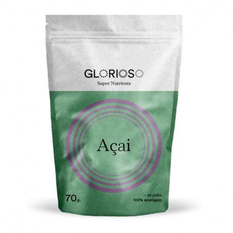 GLORIOSO SUPER NUTRIENTS ACAI (AÇAI) 70 GR