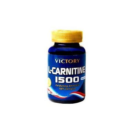 VICTORY L-CARNITINE 1500 100 CAPS 2x1