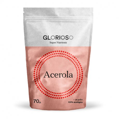 GLORIOSO SUPER NUTRIENTS ACEROLA 70 GR