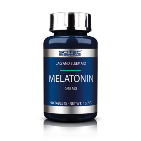 SCITEC NUTRITION ESSENTIALS MELATONIN 0.95 MG 90 TABLETAS