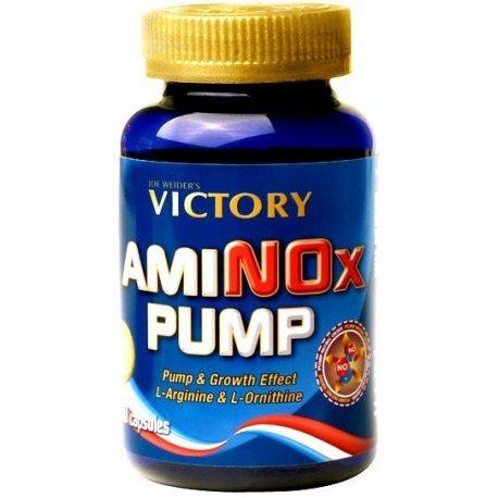 VICTORY AMINOX PUMP 100 CAPS