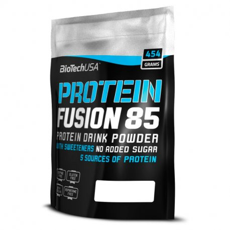 BIOTECH USA PROTEIN FUSION 85 454 GR