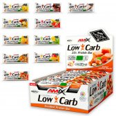 AMIX LOW-CARB 33% PROTEIN BAR