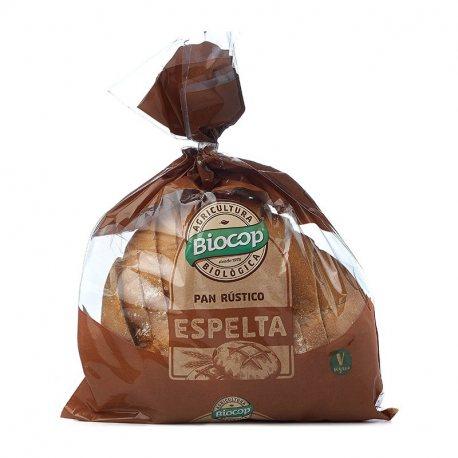 PAN RUSTICO BLANDO ESPELTA BIOCOP 350 G