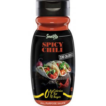 SALSA SERVIVITA SPICY CHILI