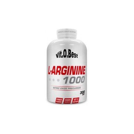 VIT.O.BEST L-ARGININE 1000 300 CAPS