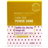 GOLD NUTRITION POWER SHINE 60TABS