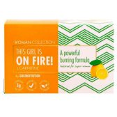 GOLD NUTRITION ON FIRE WOMAN L-CARNITINE 15 VIALS