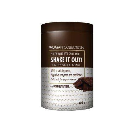 GOLDNUTRITION SHAKE IT OUT 400GR