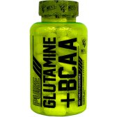 3XL PURE GLUTAMINE + BCAA 100 TABS