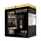 OPTIMUM NUTRITION GOLD STANDAR WORKOUT PACK