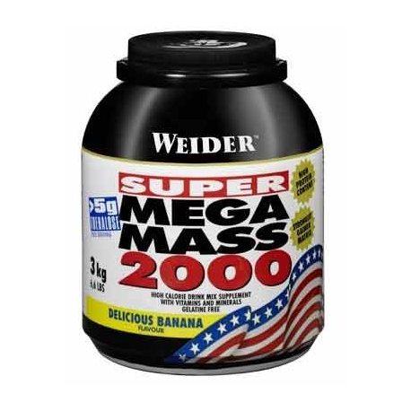 WEIDER MEGA MASS 2000 3KG