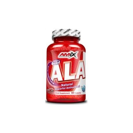 AMIX ALA ALPHA LIPOIC ACID 60 CAPS