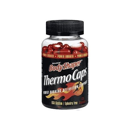 WEIDER THERMO CAPS 120CAPS
